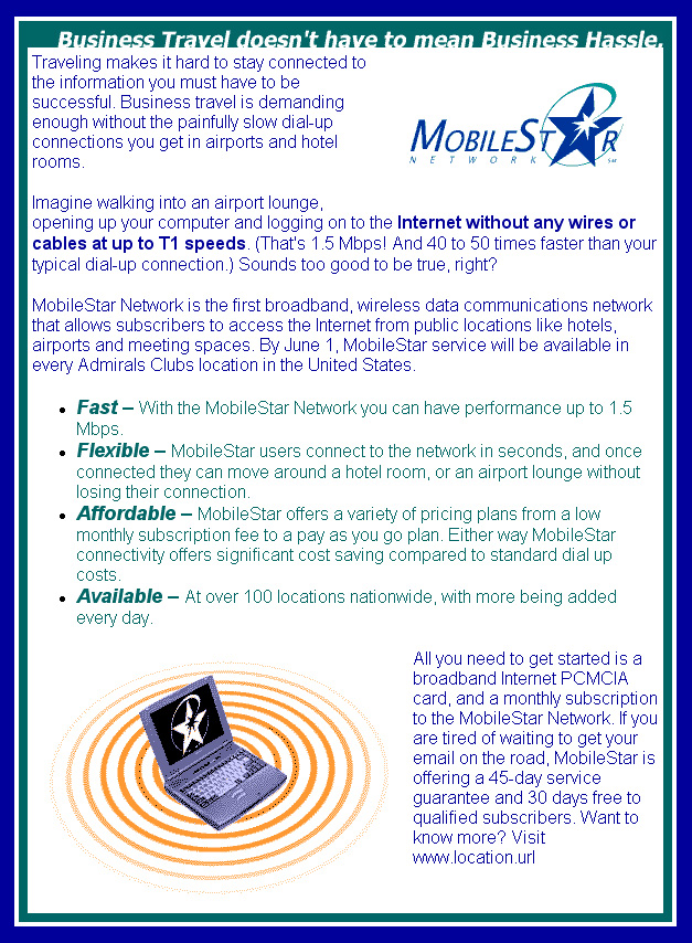 MobileStar Direct Ad 2